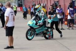 Moto3 Argentina 2016 Domingo 04