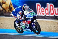 Moto3 Jerez 2016 Carrera 10