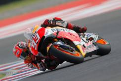 MotoGP Argentina 2016 domingo 01