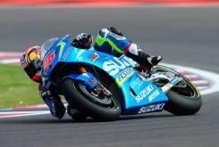 MotoGP Argentina 2016 domingo 03