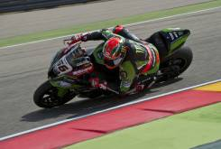 Tom Sykes Kawasaki WSBK Aragón 2016 - Motorbike Magazine
