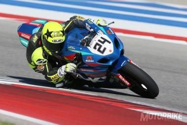 Toni Elías victoria en MotoAmerica
