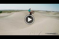 Vídeo Ronnie Renner motocross dunas 00