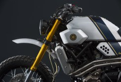 Yamaha XSR700 Yard Built Bunker Custom 03