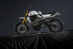 Yamaha XSR700 Yard Built Bunker Custom 06