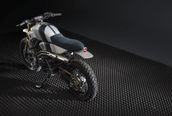 Yamaha XSR700 Yard Built Bunker Custom 07