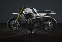 Yamaha XSR700 Yard Built Bunker Custom 08