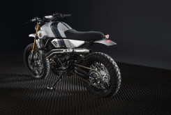 Yamaha XSR700 Yard Built Bunker Custom 09