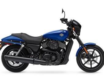 harley davidson 750 superior blue
