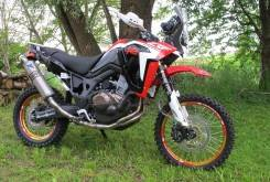 AfricanqueensHonda Africa CRF1000R Ready to Race 001