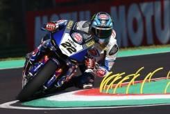 Alex Lowes Yamaha WSBK Imola 2016 - Motorbike Magazine