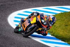 Brad Binder Moto3 2016
