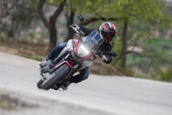 Prueba de la Honda NC750X DCT 2016