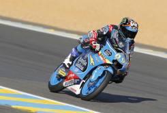 Jorge Navarro Moto3 Le Mans 2016