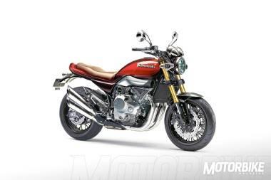 Kawasaki Z900RS Turbo
