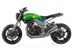 Kawasaki Z1000 40th Anniversay - 2012