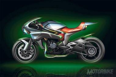 Kawasaki SC02 Concept 2015