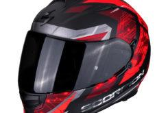 MBKScorpion exo 510 clarus matt black red