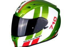 MBKScorpion exo 710 air gt green white red