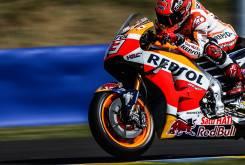MotoGP Le Mans 2016 Marc Marquez Honda
