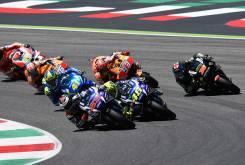 MotoGP Mugello 2016 carrera 07