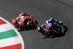 MotoGP Mugello 2016 carrera 11