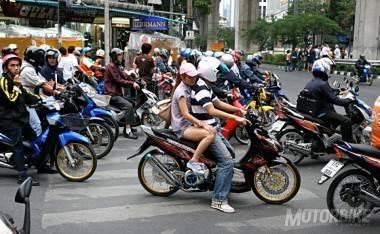 Motorbikes_Bangkok