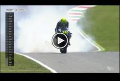 Valentino rossi mugello 2016 Yamaha motor roto 00