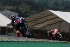 Victoria Jorge Lorenzo MotoGP Le Mans 2016