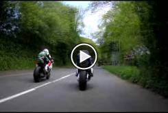 Video Ian Hutchinson TT 2015