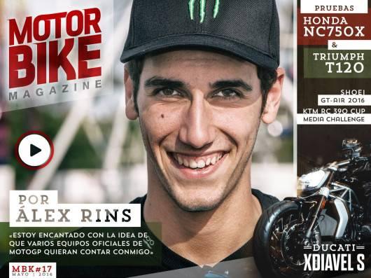 Portada Motorbike Magazine 17