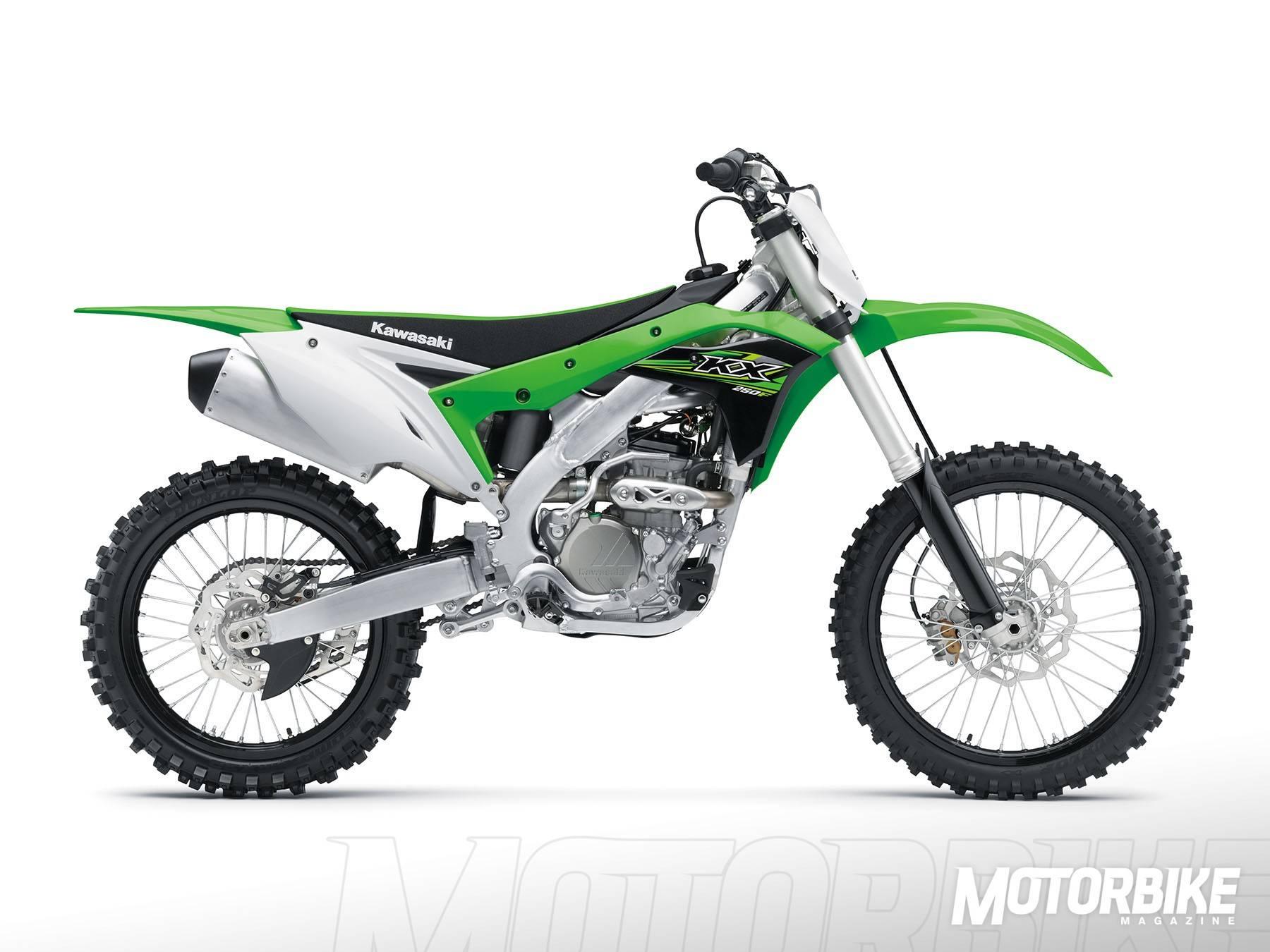 Kawasaki Kx250f 2017 Precio Fotos Ficha Tecnica Y Motos