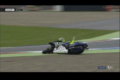 Caída Valentino Rossi GP Assen 2016 002