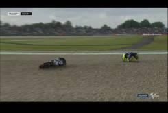 Caída Valentino Rossi GP Assen 2016 004