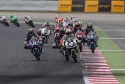 FIM CEV 2016 salida Moto3