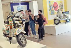 Mostra Vespa70 Years Young 1