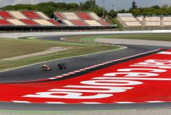 Trazado Circuit de Catalunya MotoGP 2016