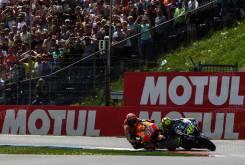 Valentino Rossi Marc Marquez Assen 2015