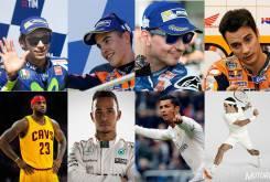 deportistas mejores pagados del mundo 2016
