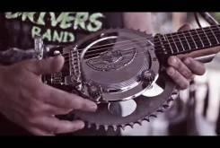 guitarra piezas harley davidson 008