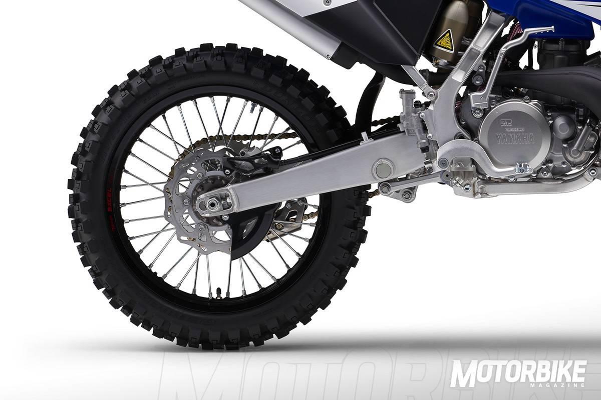 Yamaha YZ 125 2016 : Precio, fotos y ficha técnica