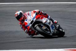 Andrea Dovizioso Test Austria MotoGP