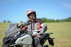 Casey Stoner Ducati Multistrada 1200 Enduro 12