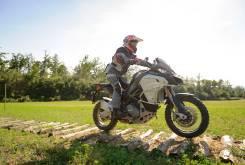 Casey Stoner Ducati Multistrada 1200 Enduro 13