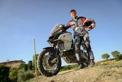 Casey Stoner Ducati Multistrada 1200 Enduro 17