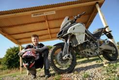 Casey Stoner Ducati Multistrada 1200 Enduro 20