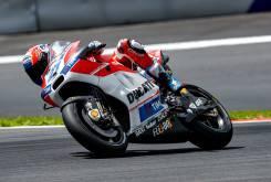 Casey Stoner Test Austria MotoGP