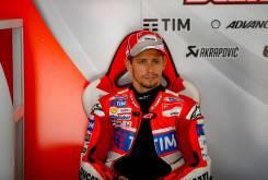 Casey Stoner Test MotoGP Austria 2016