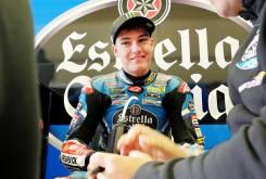 Jorge Navarro Moto3 2016 Sachsenring