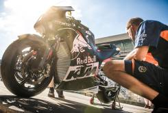 KTM MotoGP Test Austria 2016 02